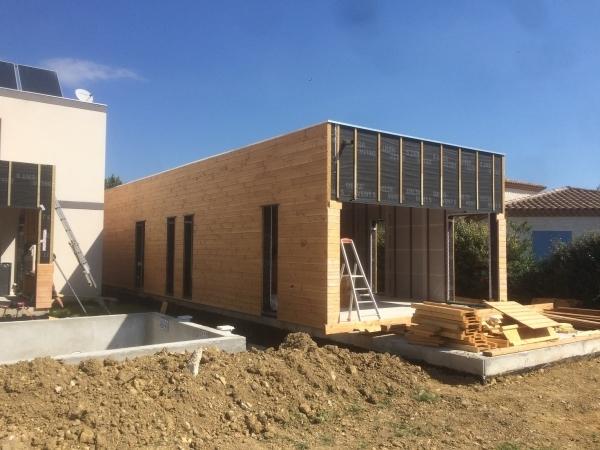 Maison extension 2016 languedoc roussillon montpellier for Extension maison herault